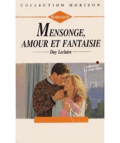 Harlequin Horizon N° 1346 - Mensonge, amour et fantaisie par Day Leclaire