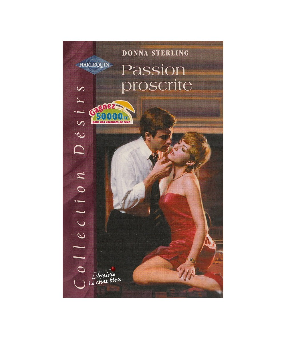 N° 84 - Passion proscrite (Donna Sterling)