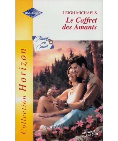 N° 1855 - Le Coffret des Amants par Leigh Michaels - Mariage sous Contrat