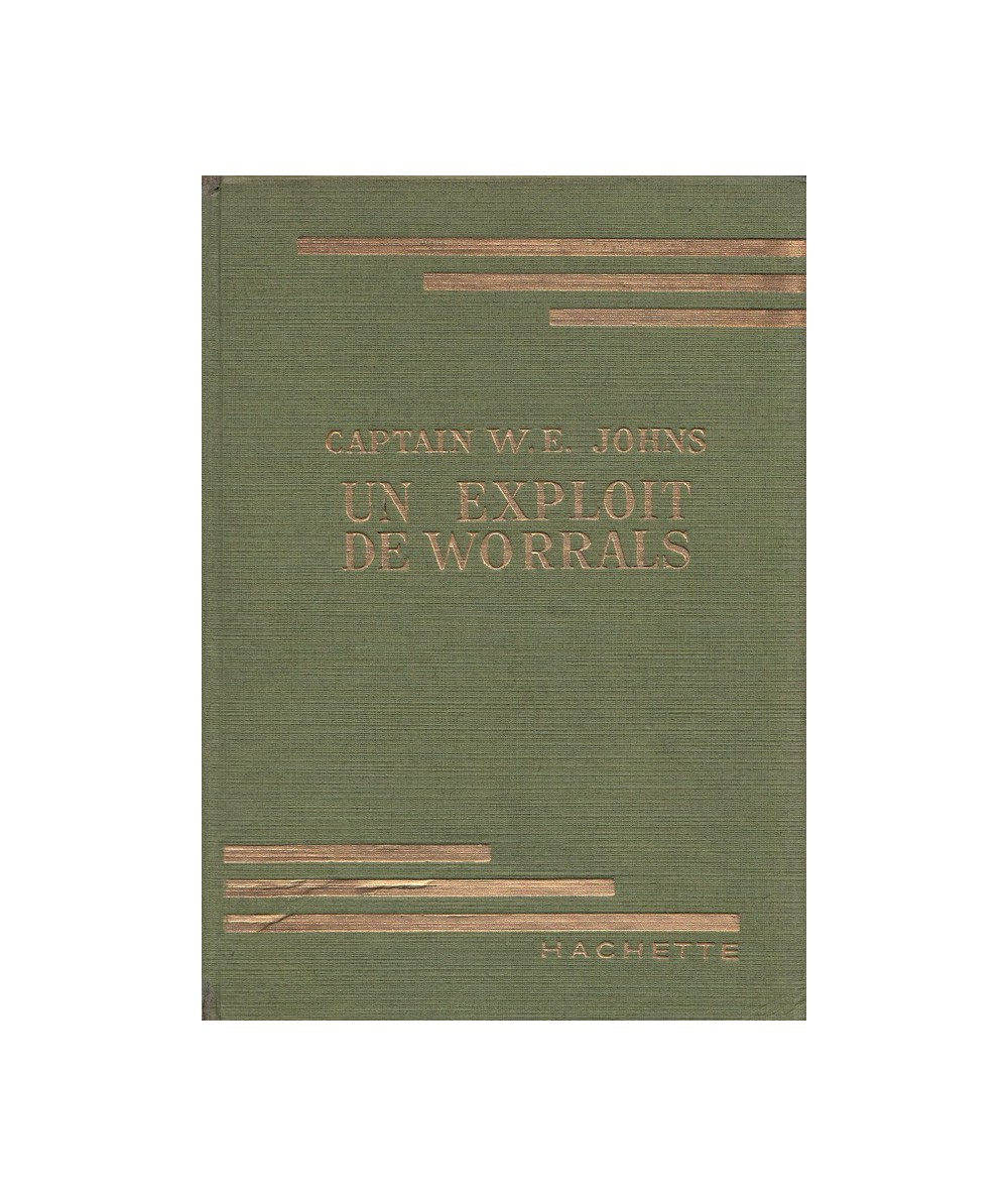 Un exploit de Worrals par Captain W.E. Johns