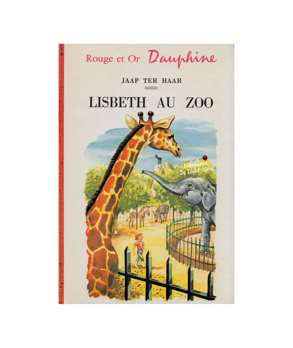 N° 271 - Lisbeth au zoo (Jaap Ter Haar)