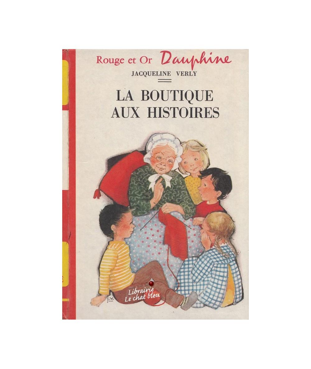 N° 4.321 - La boutique aux histoires par Jacqueline Verly