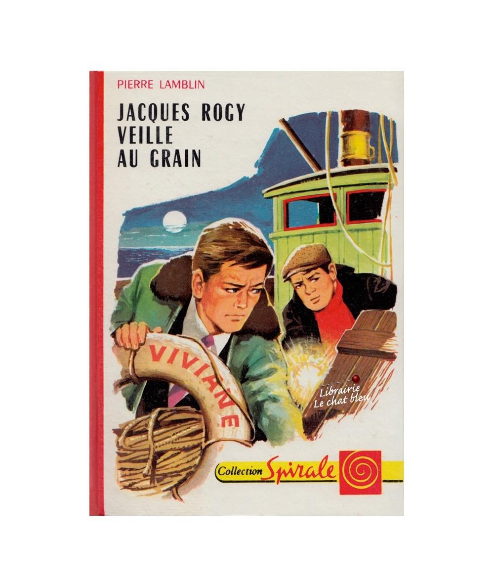 N° 396 - Jacques Rogy veille au grain (Pierre Lamblin)