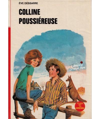 Bibliothèque Rouge et Or N° 2.794 - Colline poussiéreuse par Ève Dessarre