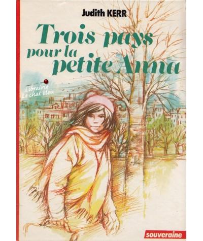 Bibliothèque Rouge et Or N° 2.796 - Trois pays pour la petite Anna par Judith Kerr