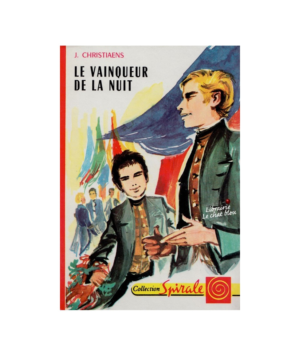 N° 399 - Le vainqueur de la nuit (Louis Braille) par Janète Christiaens