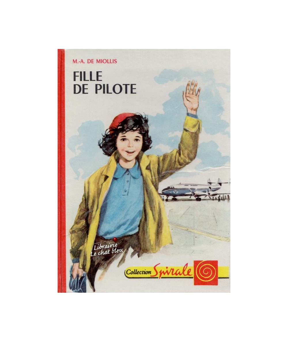N° 332 - Fille de pilote (Marie-Antoinette De Miollis)