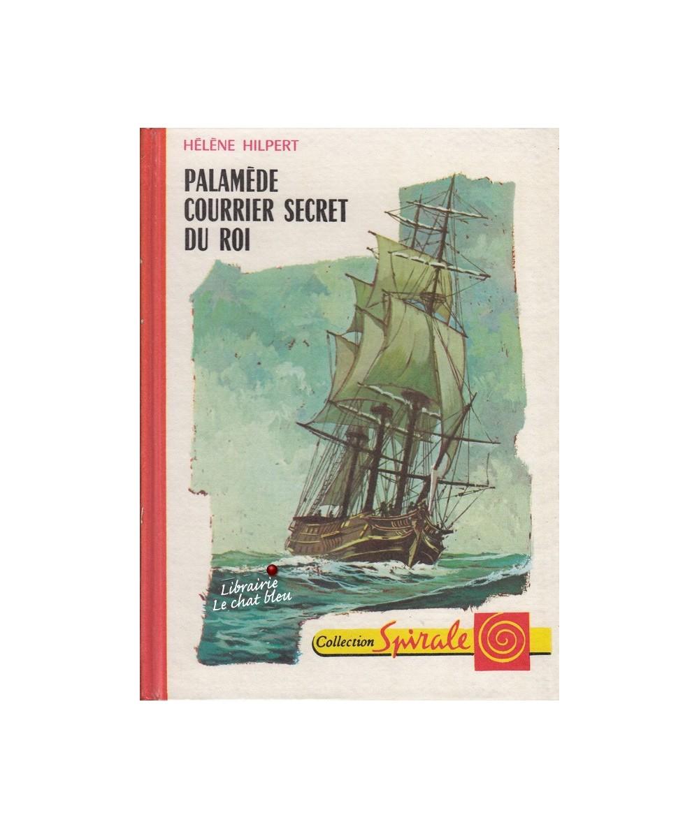 N° 439 - Palamède, courrier secret du roi (Hélène Hilpert)
