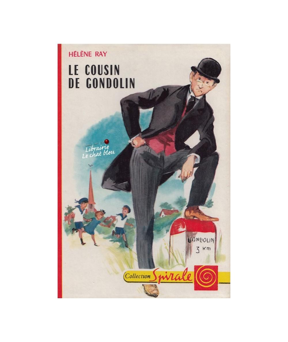 N° 396 - Le cousin de Gondolin (Hélène Ray)