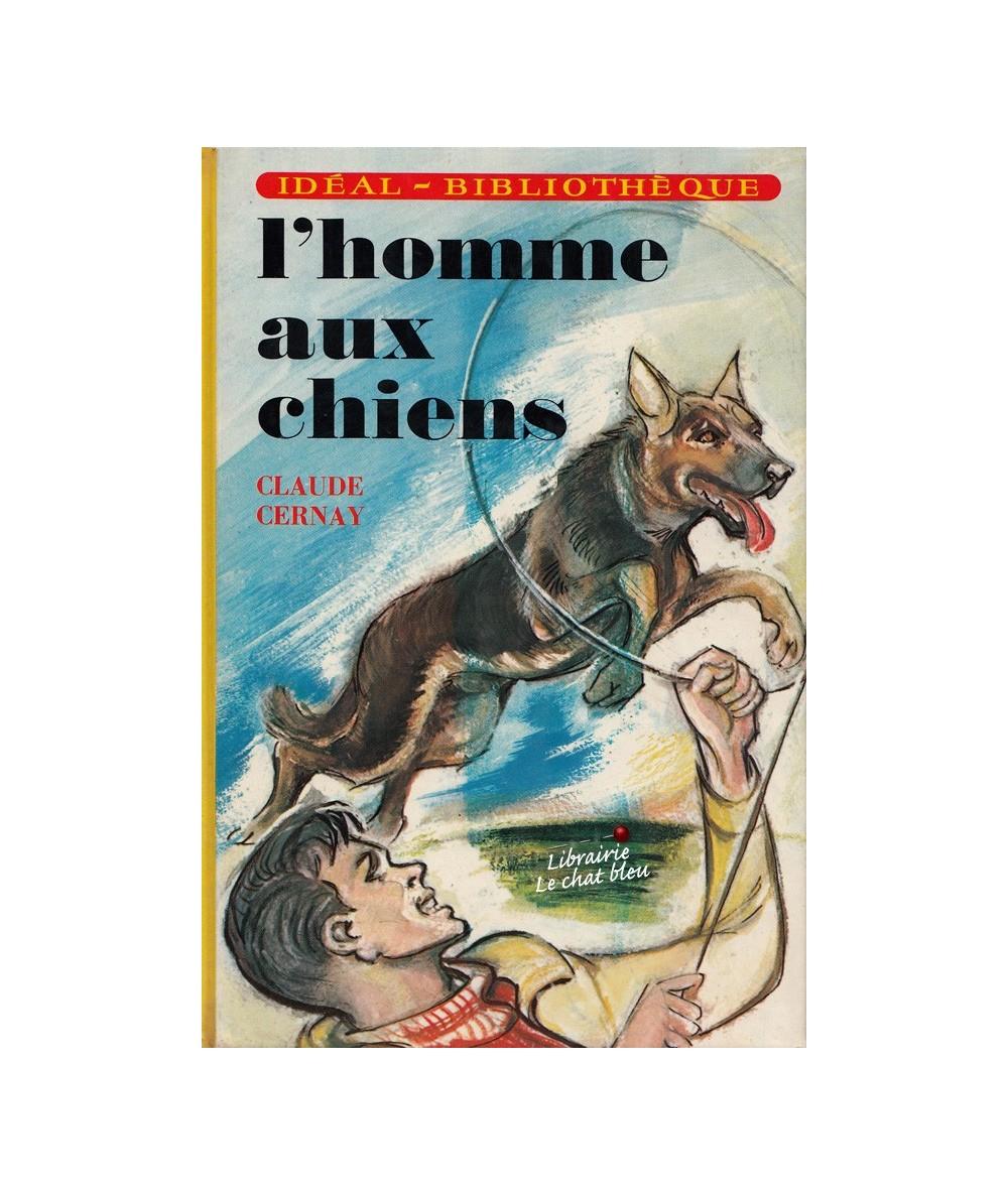 L'homme aux chiens par Claude Cernay