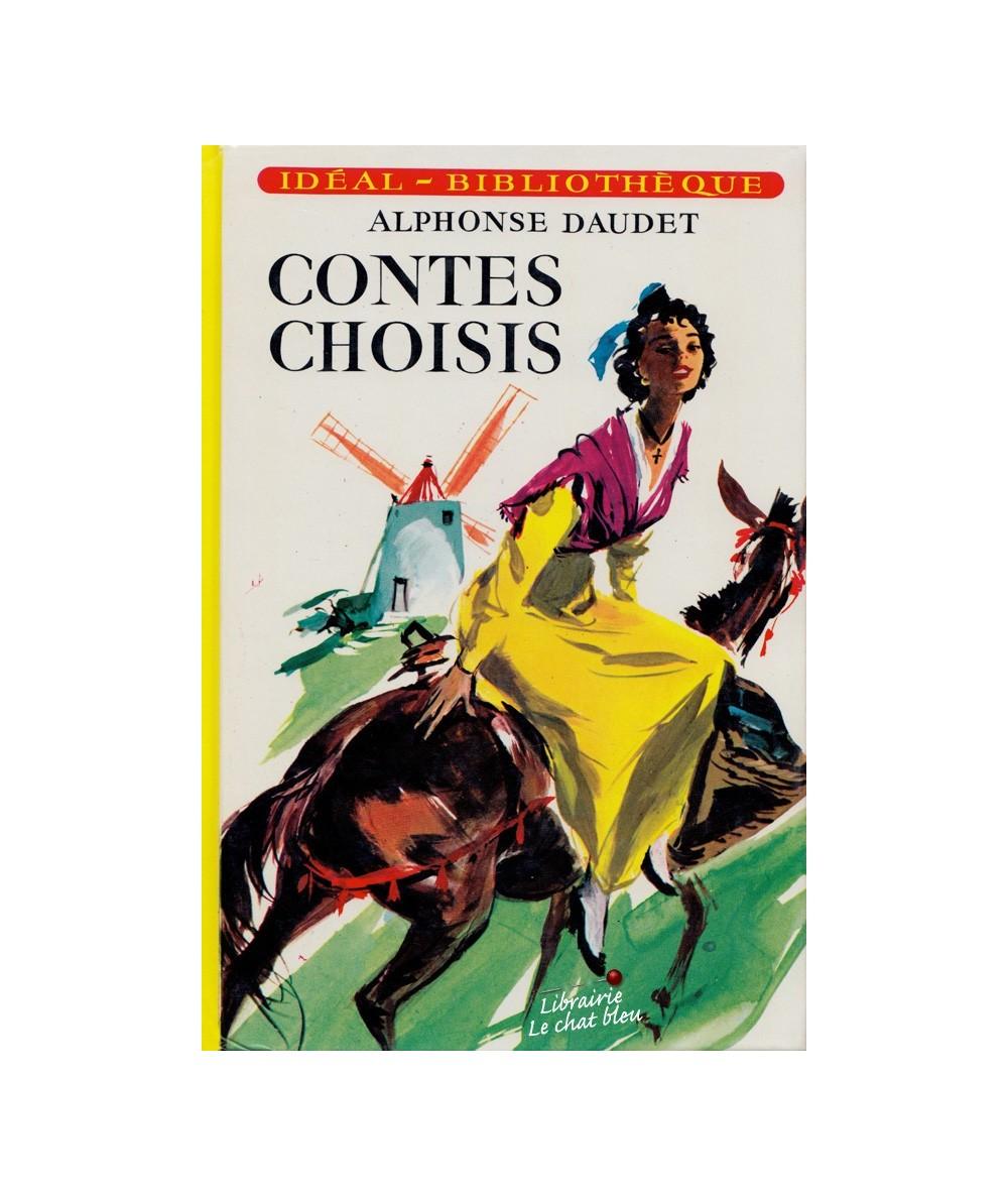 Contes choisis par Alphonse Daudet