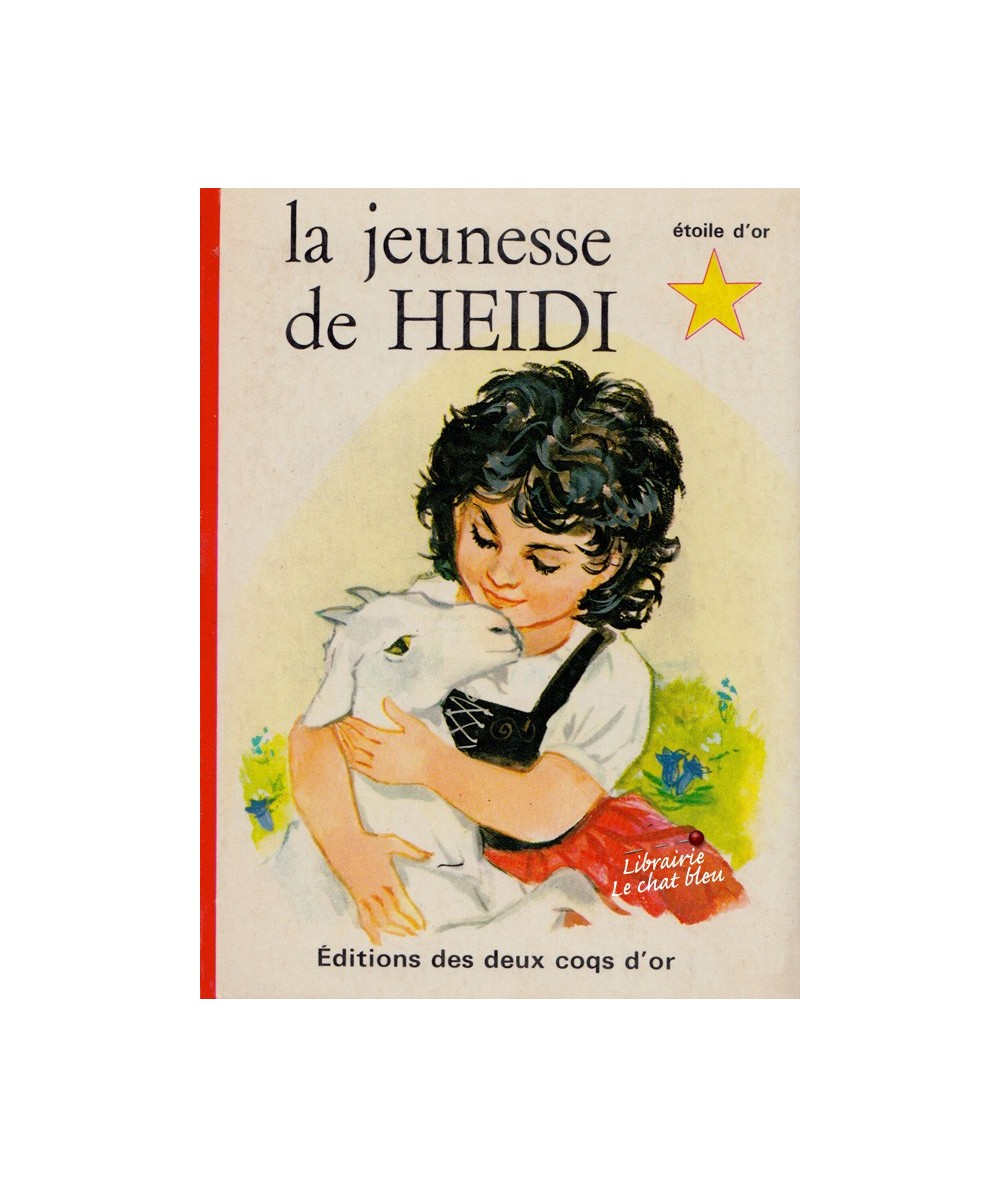 N° 19 - La jeunesse de Heidi par J. Spyri