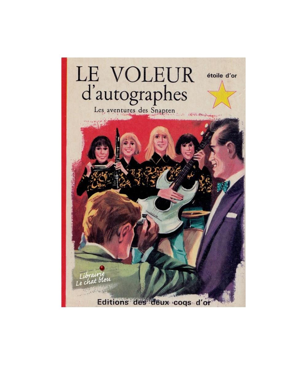 N° 56 - Le voleur d'autographes par Claude Appell - Les aventures des Snapten