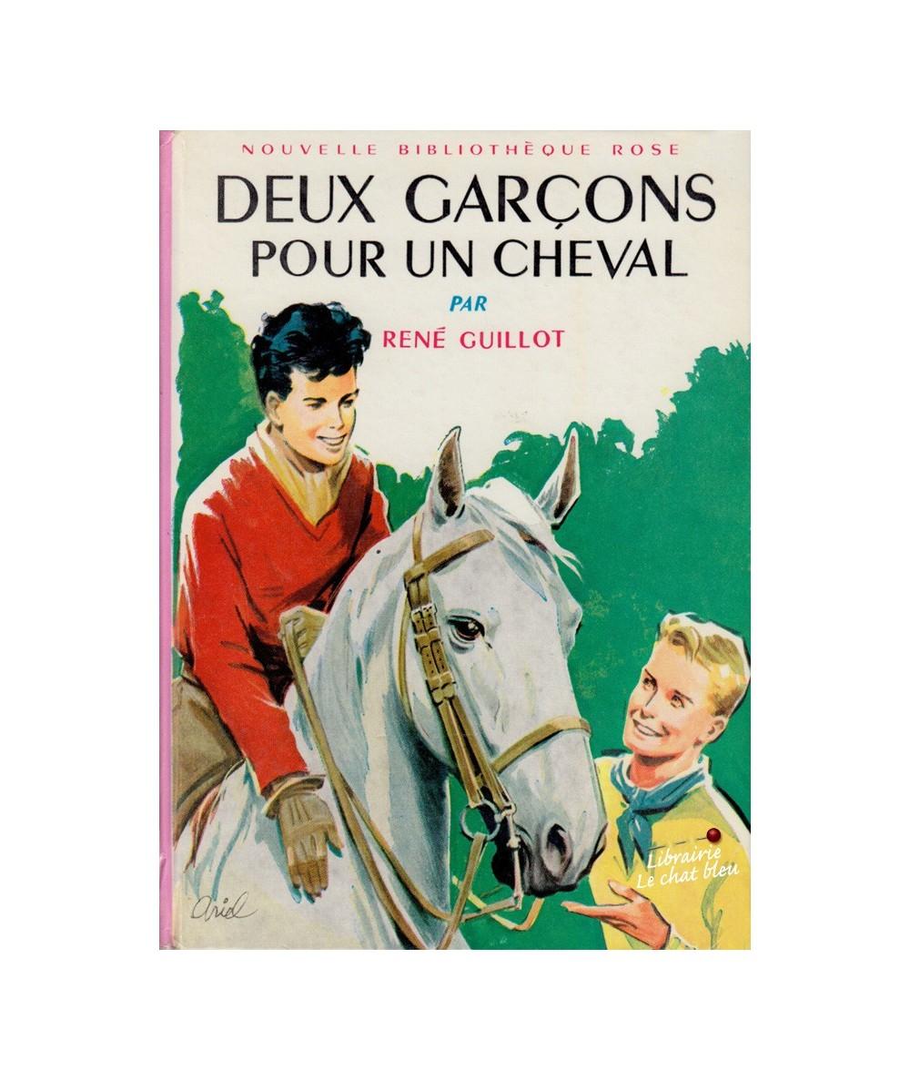 N° 80 - Deux garçon pour un cheval par René Guillot