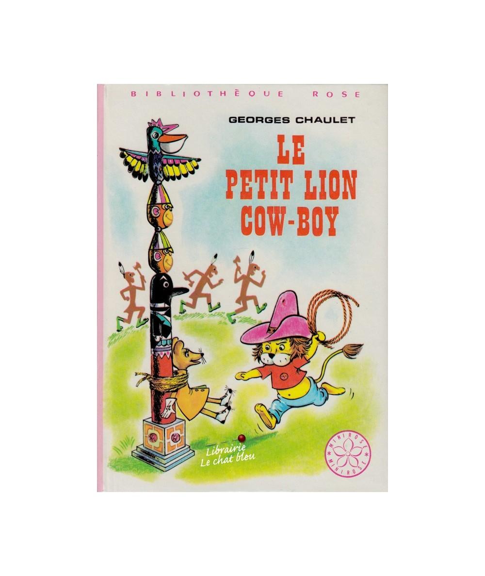 Le Petit Lion cow-boy par Georges Chaulet