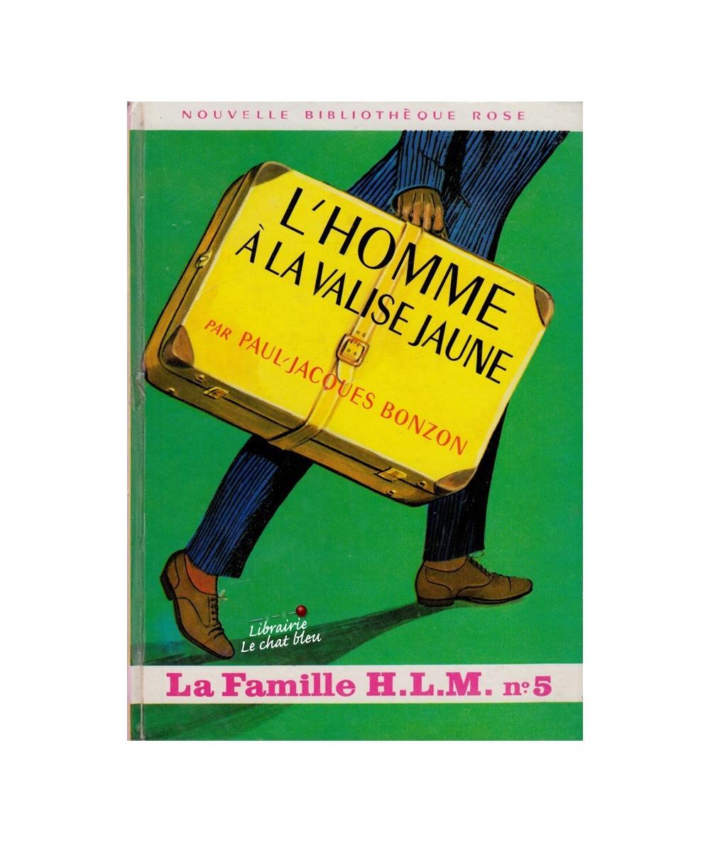 N° 248 - La famille H.L.M. N° 5 : L'homme à la valise jaune de Paul-Jacques Bonzon