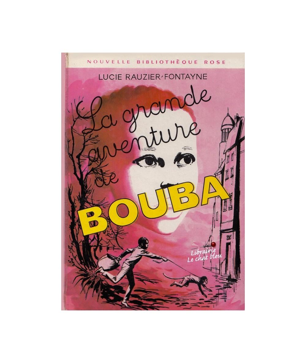 N° 371 - La grande aventure de Bouba par Lucie Rauzier-Fontayne