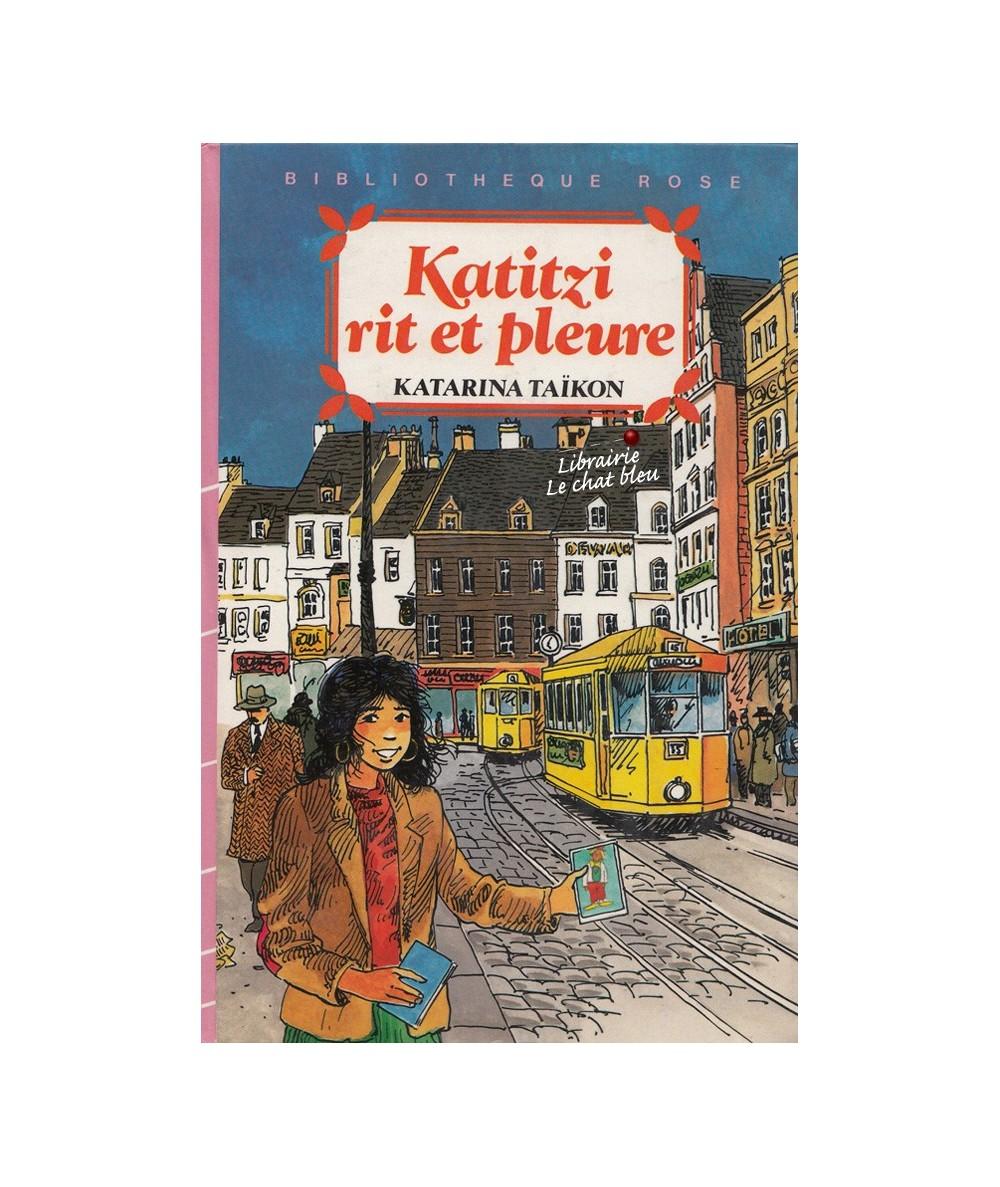 Katitzi rit et pleure par Katarina Taïkin