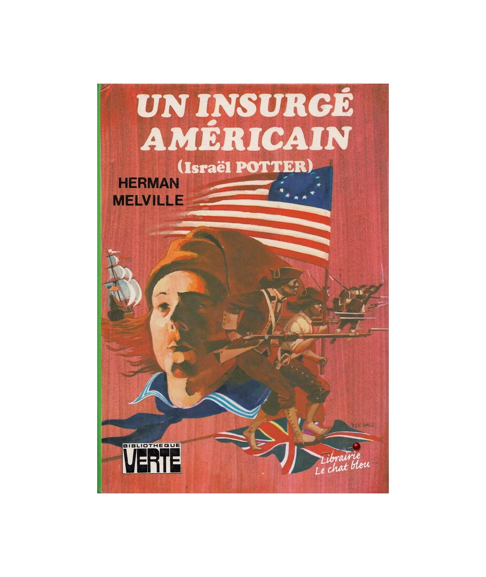 Un insurgé américain (Israël Potter) par Herman Melville