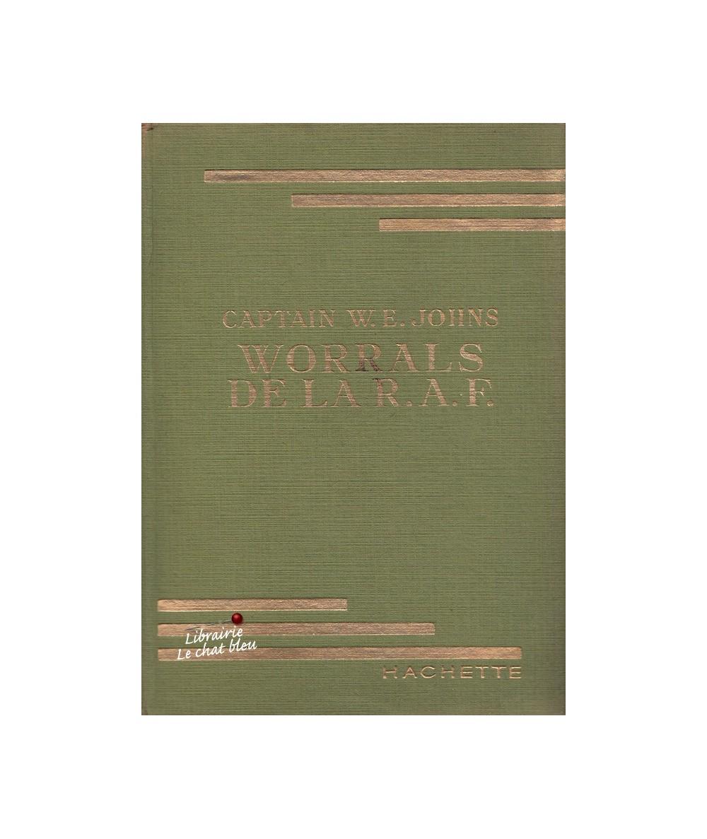 Worrals de la R.A.F. (Captain W.E. Johns)