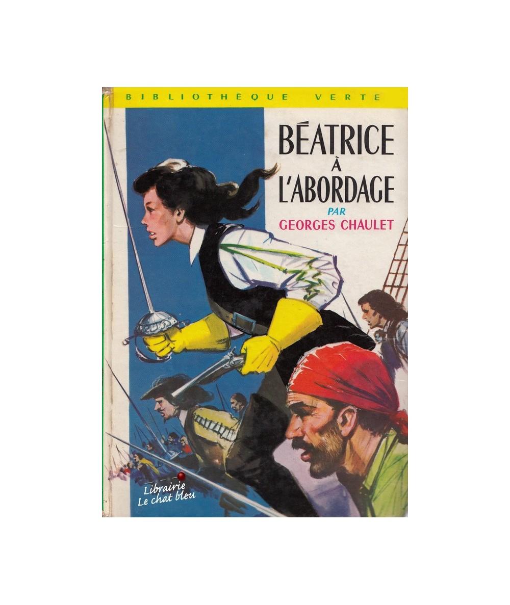 N° 285 - Béatrice à l'abordage par Georges Chaulet
