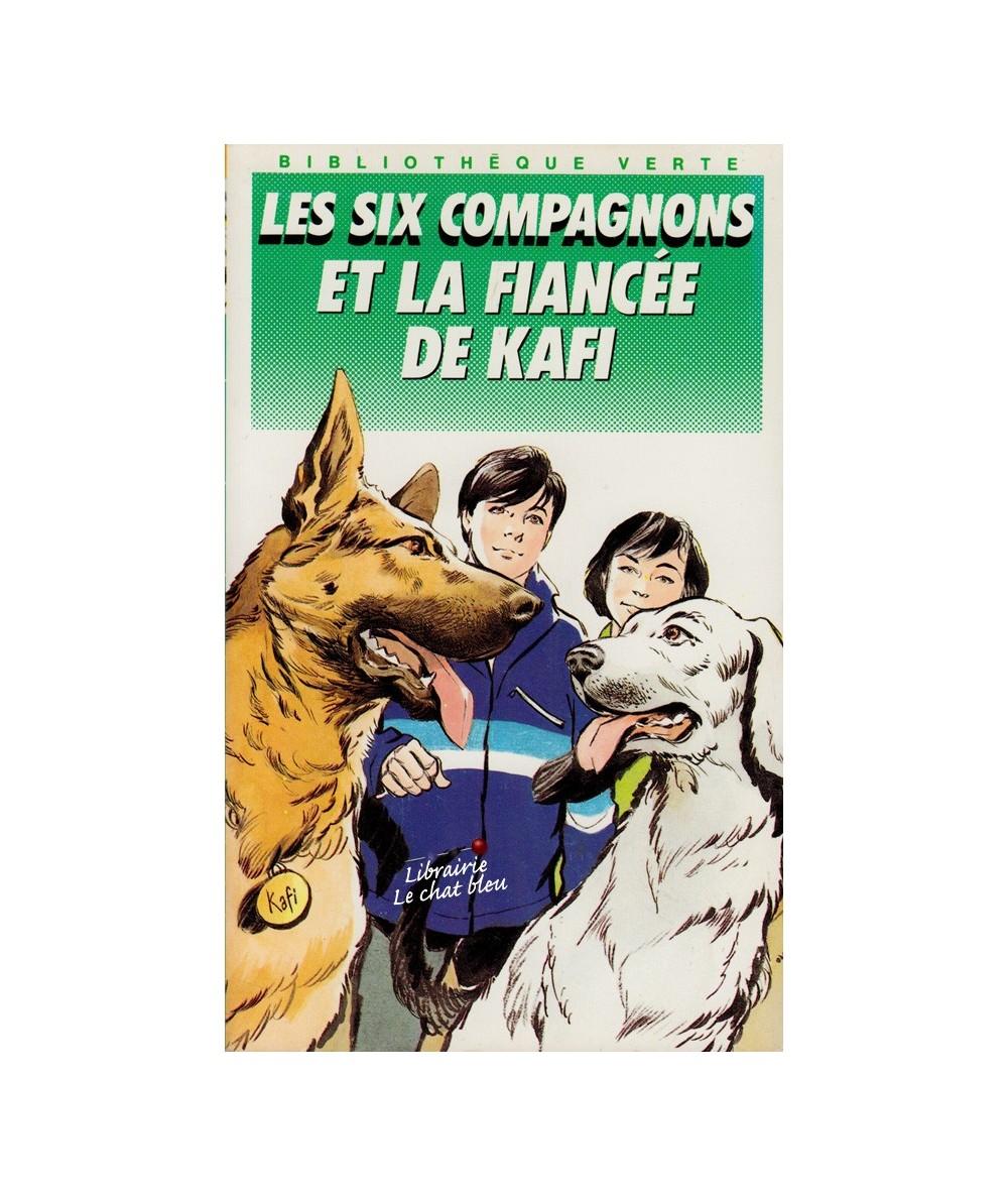 N° 161 - Les six compagnons et la fiancée de Kafi par Pierre Dautun d'après Paul-Jacques Bonzon