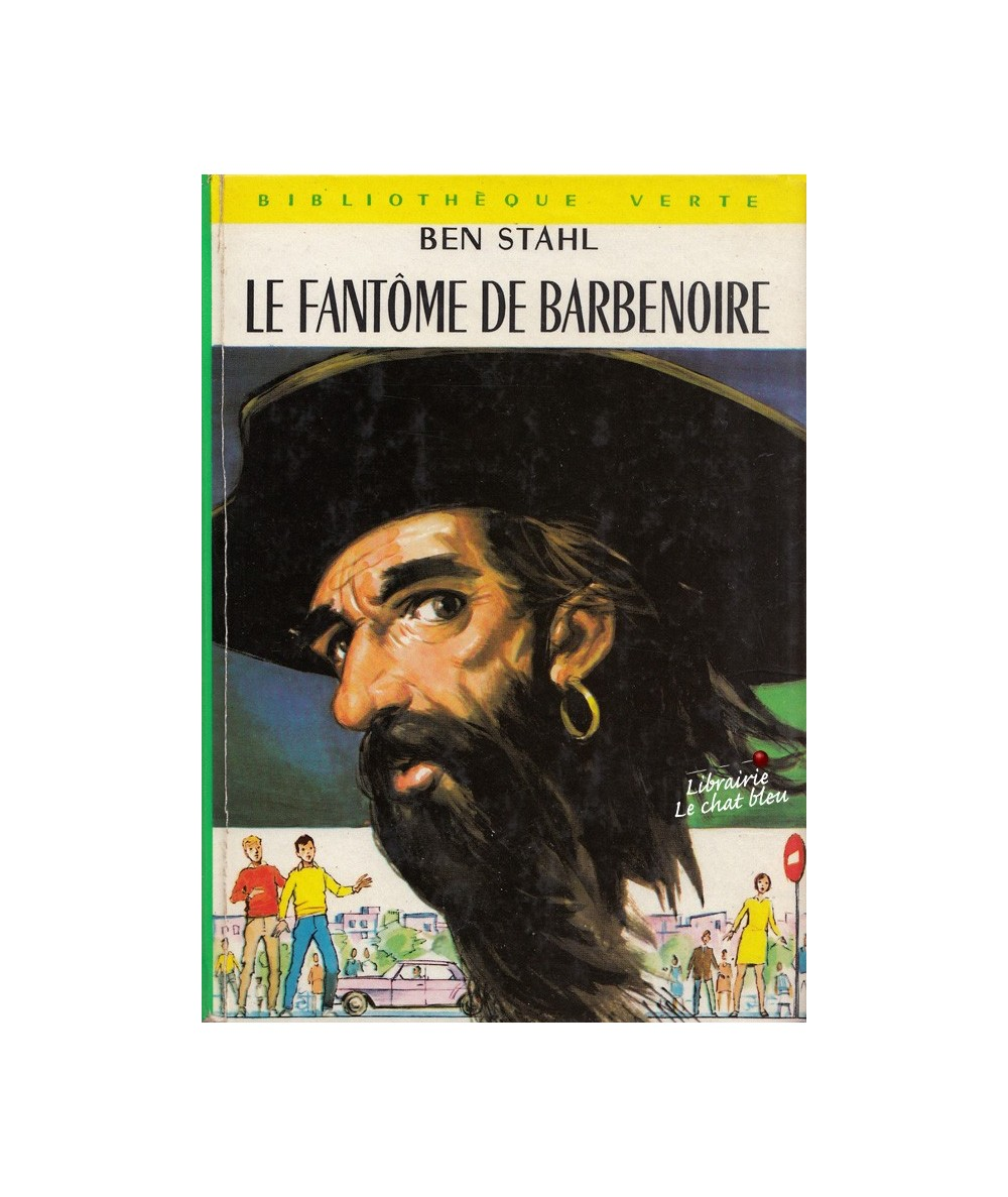 N° 350 - Le fantôme de Barbenoire par Ben Stahl