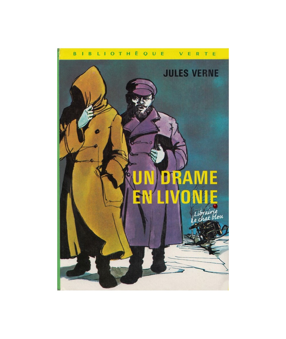 Un drame en Livonie de Jules Verne
