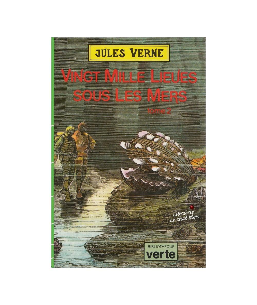 Vingt Mille Lieues sous Les Mers (Tome 2) par Jules Verne