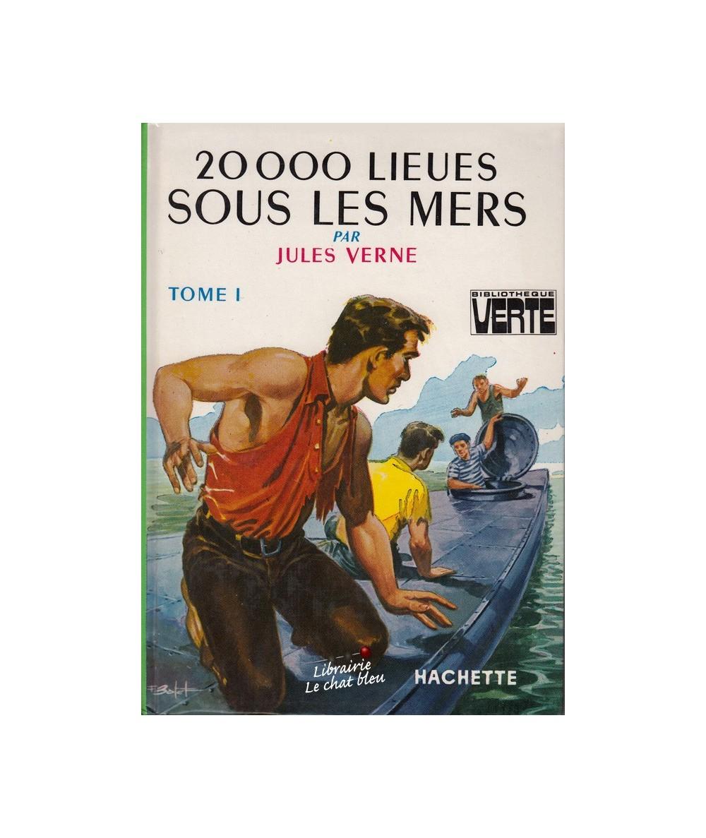 Tome 1 - Vingt Mille Lieues sous Les Mers de Jules Verne