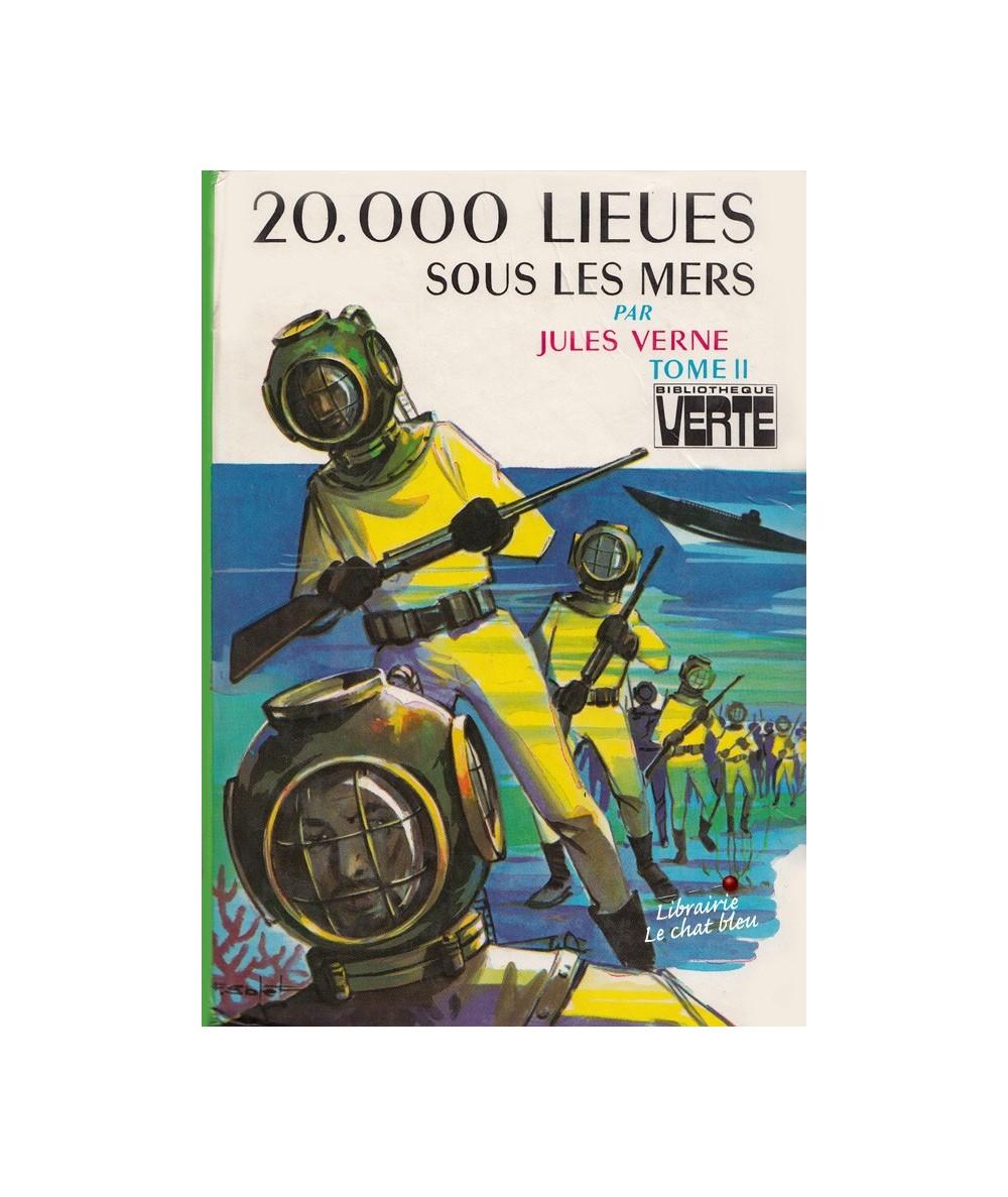 Tome 2 - Vingt Mille Lieues sous Les Mers de Jules Verne