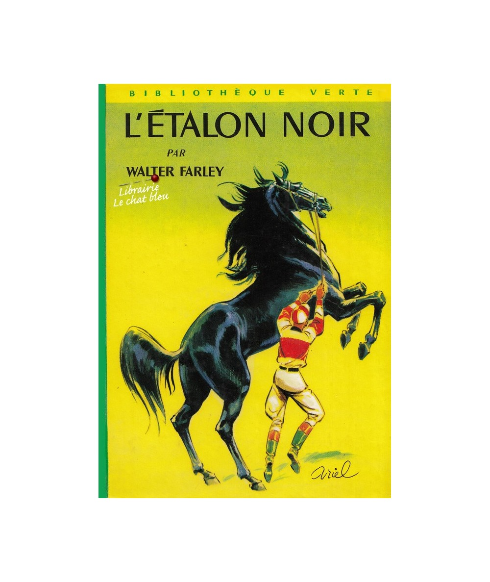 letalon noir un rival pour letalon noir bibiotheque verte