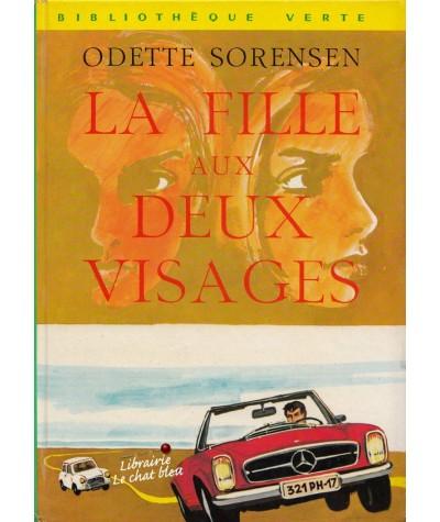N° 439 - La fille aux deux visages par Odette Sorensen