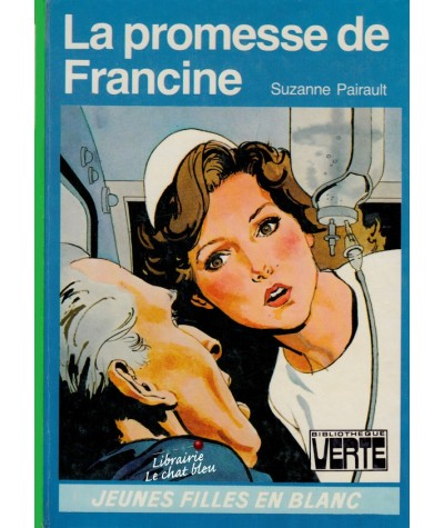 La promesse de Francine (Suzanne Pairault) - Jeunes filles en blanc