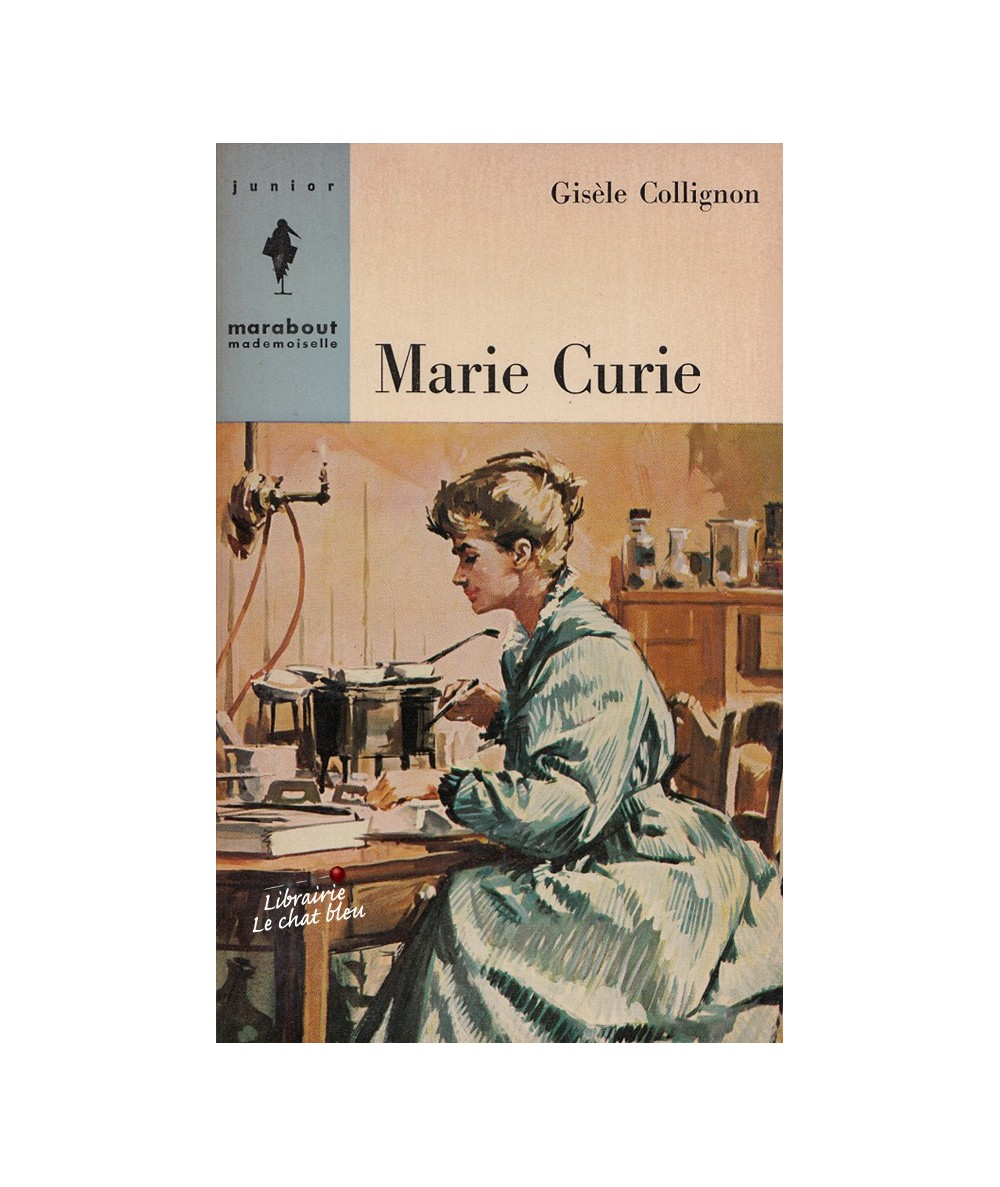 N° 206 - Marie Curie (Gisèle Collignon)