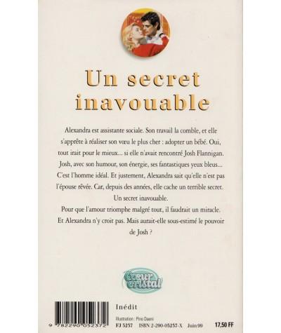 Un secret inavouable (Karen Rose Smith) - Coeur Cristal N° 5237