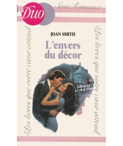 L'envers du décor (Joan Smith) - J'ai lu DUO Romance N° 181