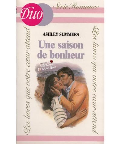 Une saison de bonheur (Ashley Summers) - J'ai lu DUO Romance N° 158