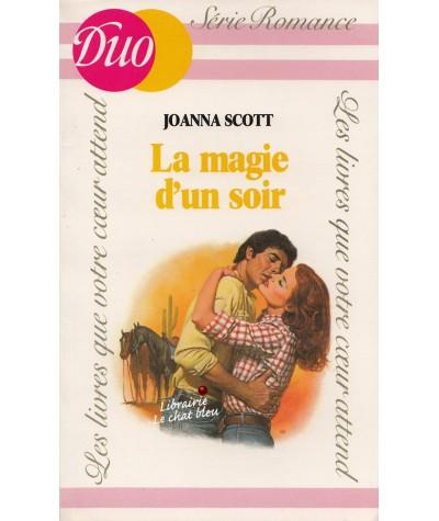La magie d'un soir (Joanna Scott) - J'ai lu DUO Romance N° 153