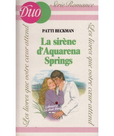 La sirène d'Aquarena Springs (Patti Beckman) - J'ai lu DUO Romance N° 138