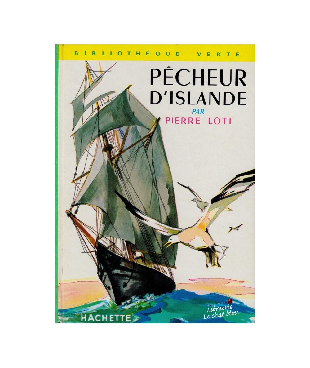 N° 10 - Pêcheur d'Islande par Pierre Loti