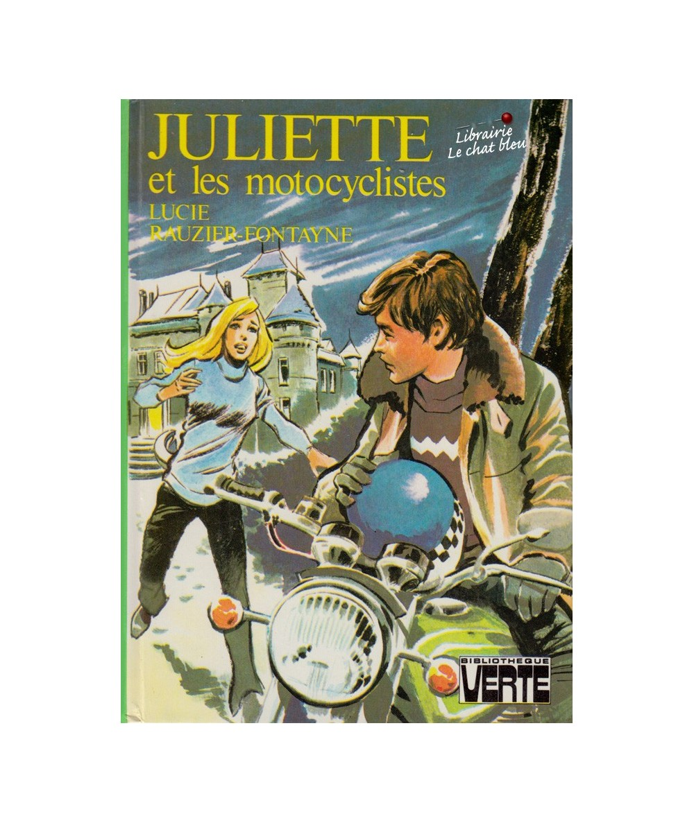 Juliette et les motocyclistes par Lucie Rauzier-Fontayne