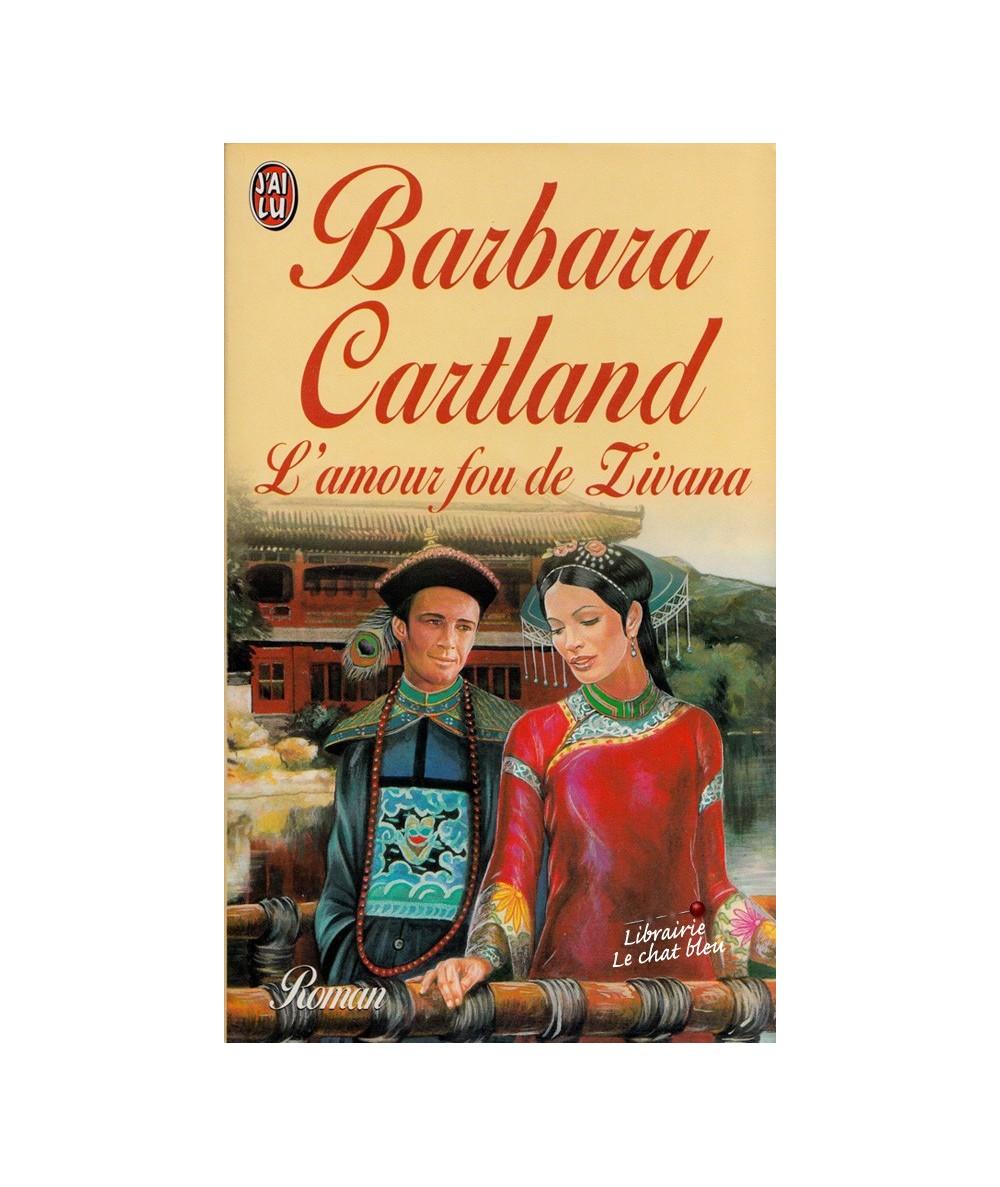 N° 1348 - L'amour fou de Zivana (Barbara Cartland)
