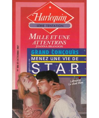Mille et une attentions (Joanna Brandon) - Harlequin Tentation N° 188