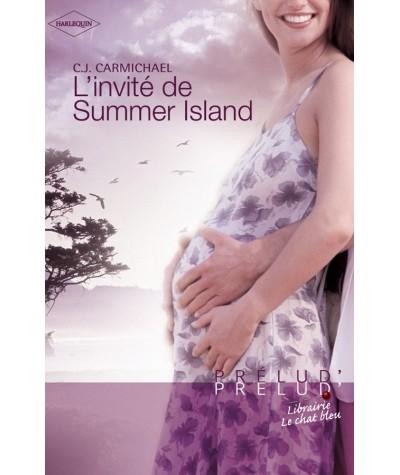 L'invité de Summer Island (C.J. Carmichael) - Harlequin Prélud' N° 29