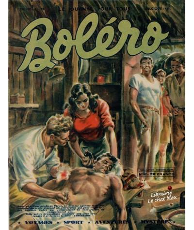 Revue Boléro N° 42 paru en 1951