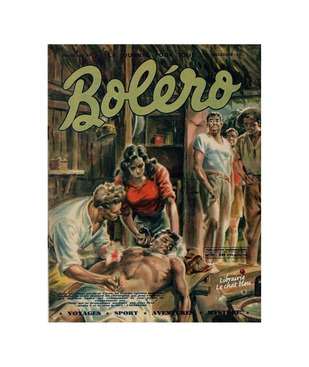 Boléro N° 42 paru en 1951