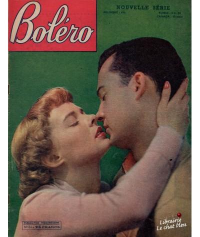 Revue Boléro N° 54 paru en 1951