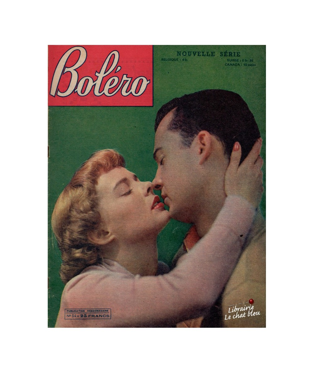 Boléro N° 54 paru en 1951