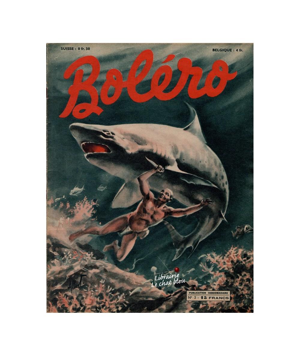 Boléro N° 3 paru en 1950